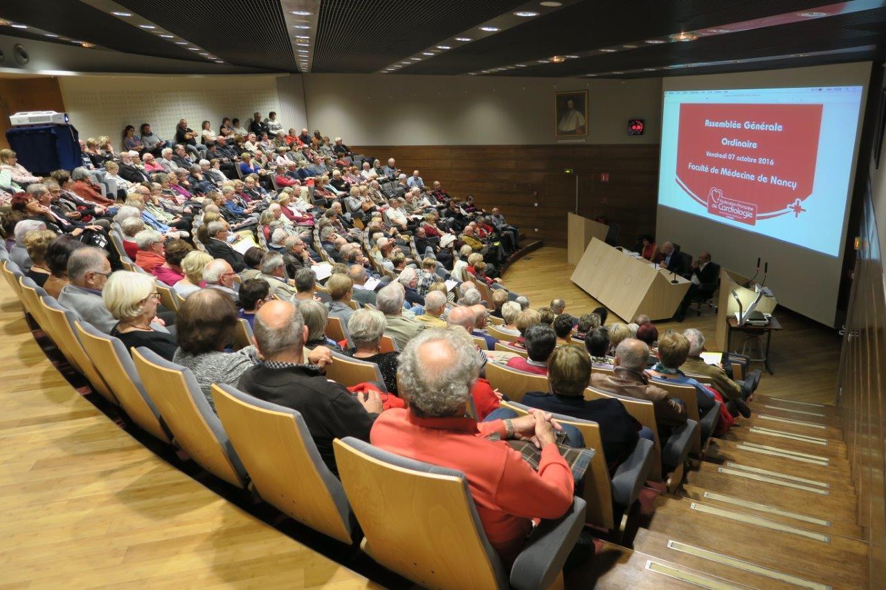Photo de l'assemblée générale