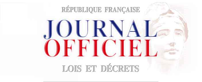 Logo Journal Officiel