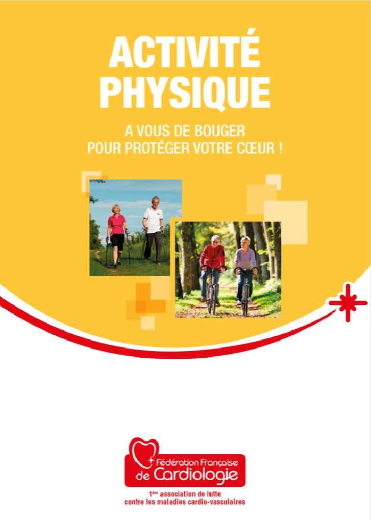 Brochure sur l'activité physique