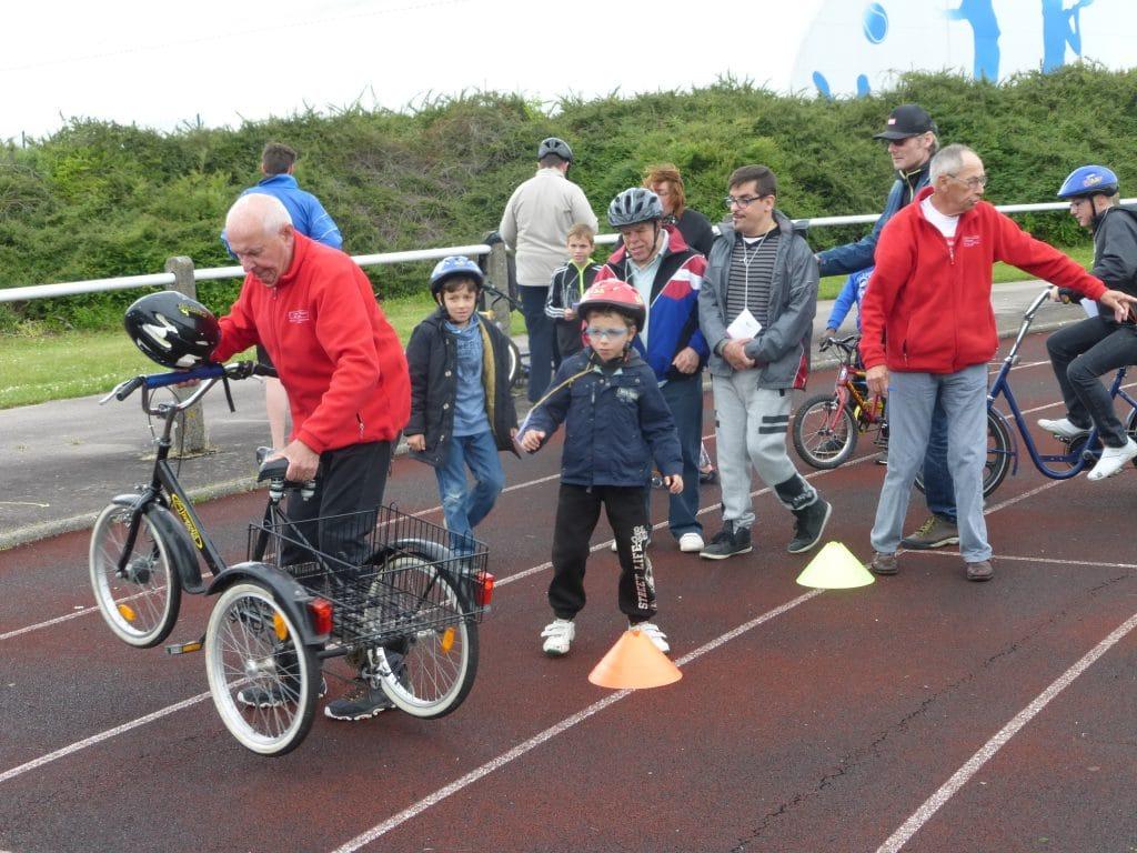 Photo de l'activité vélo
