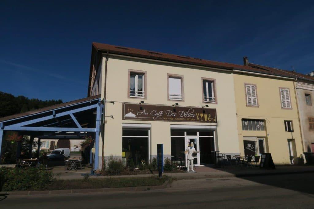 Photo du Café des Délices
