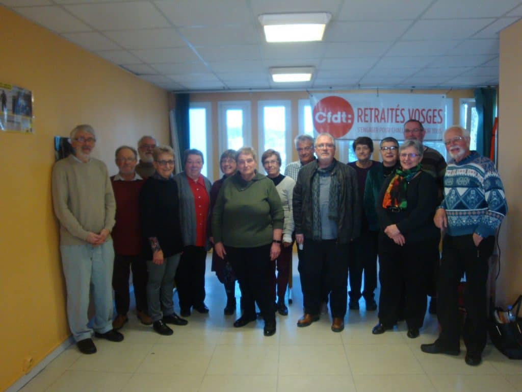 photo des participants