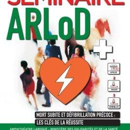 Affiche Séminaire ARLoD-2018