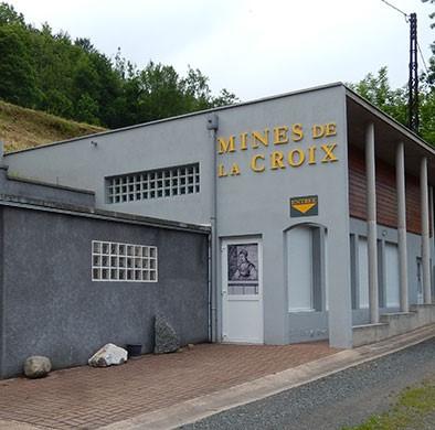Phot de l'entrée du Musée de la Croix-aux-Mines