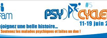 Bannière de la Psycyclette