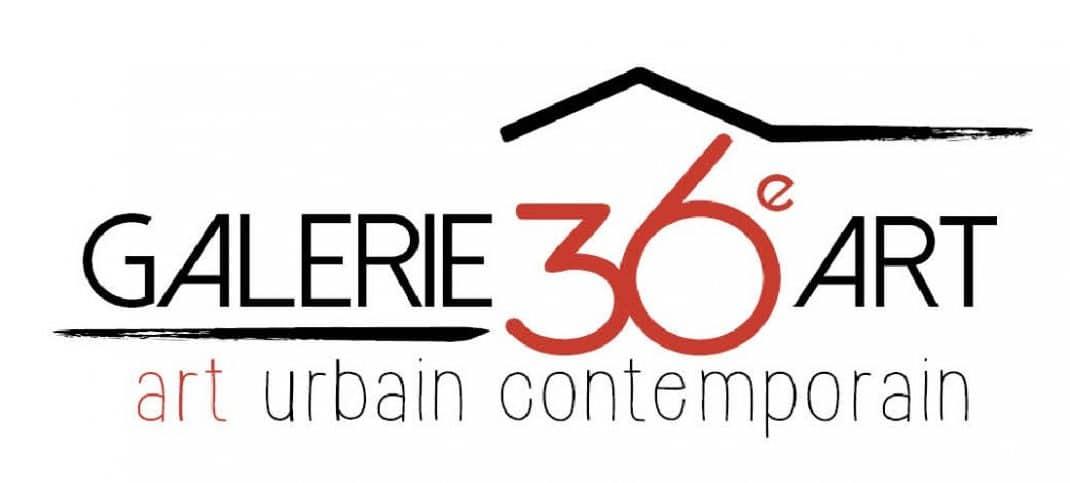 Logo de la Galerie 36 ème Art