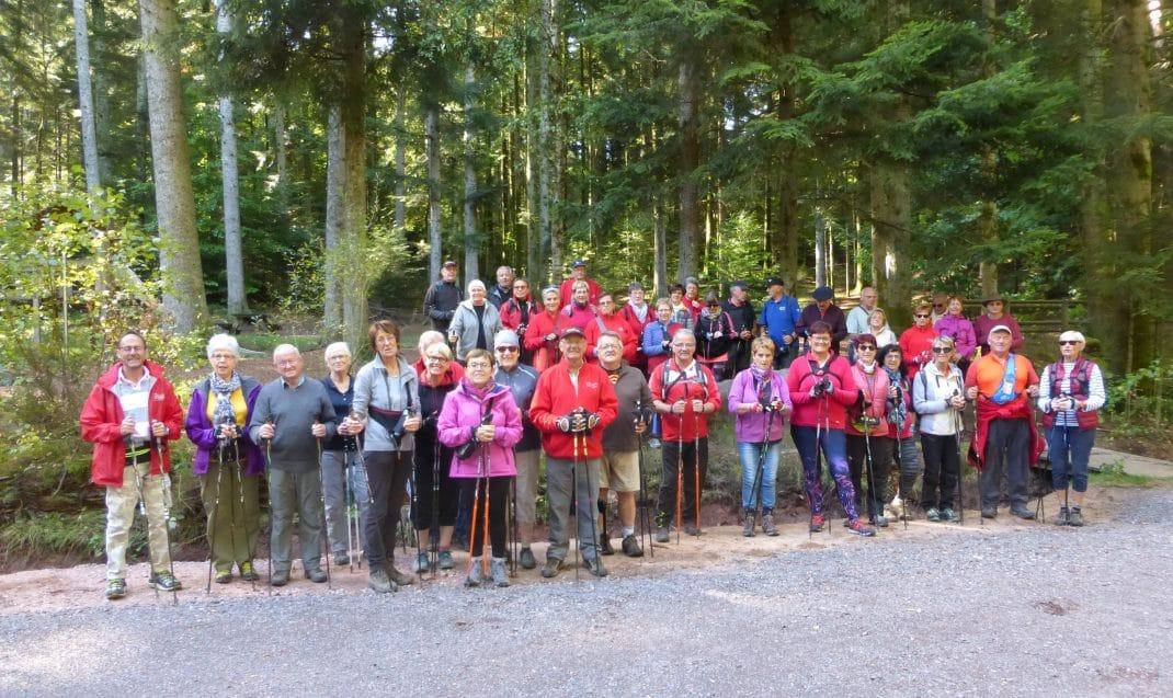 photo du groupe des 43 participants