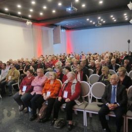 Photo de l'assemblée