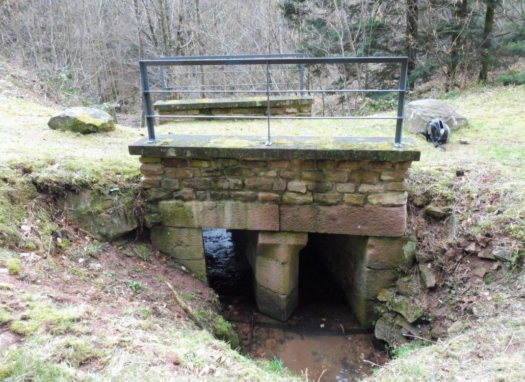 Photo du pont de la Mine
