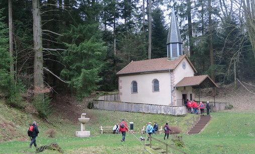 La Chapelle Sainte Claire
