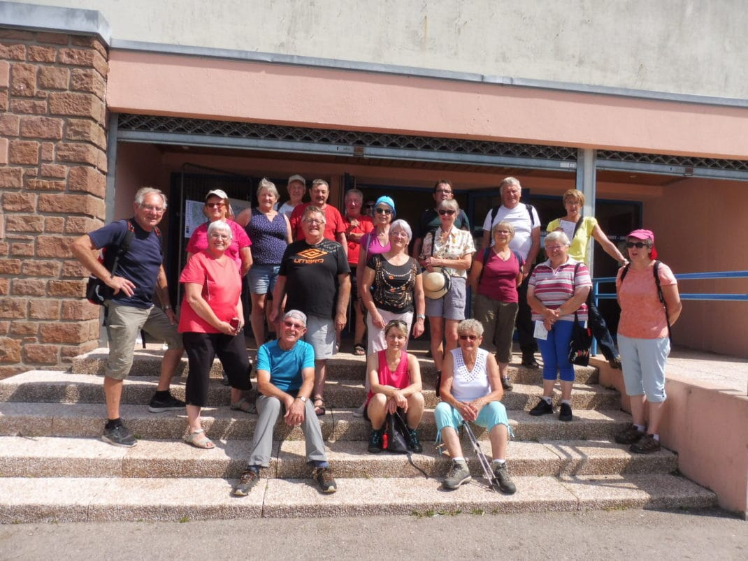 Photo des participants