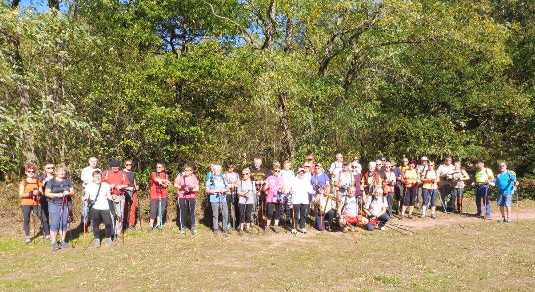 Photo des 43 participants à la séance du 14 novembre